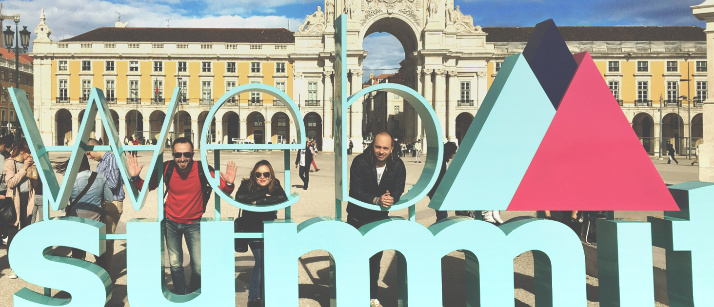 Web Summit 2016: Impressions From Inside the First-Class Event in Lisbon